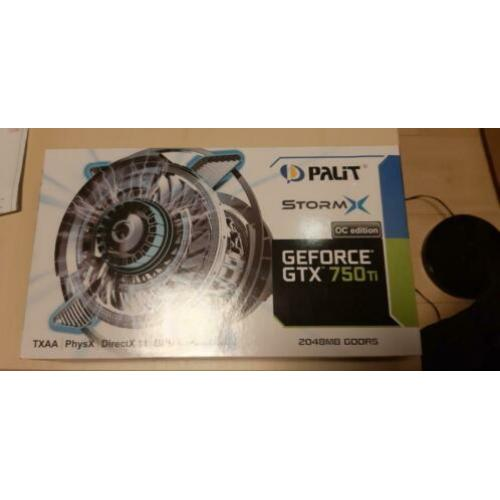Palit GeForce GTX 750 Ti