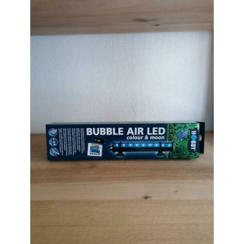 Hobby bubble RBG air led met controller