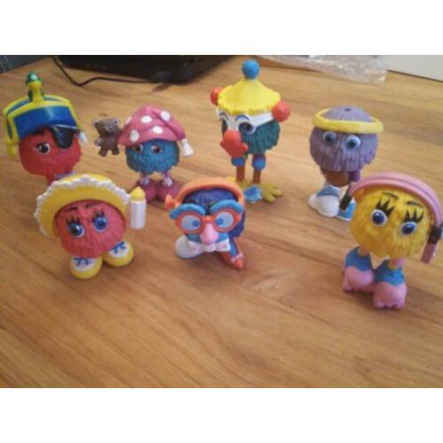 Vintage McDonalds Happy Meal Funny fry kids
