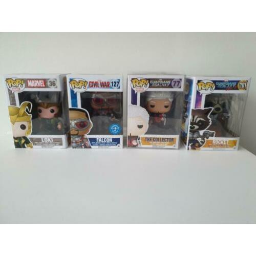 Funko Pop Marvel Dragon Ball