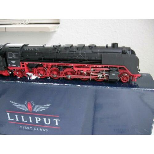 Liliput H0. DB Br 45 011 D&H Sound!! L104501. In OVP.