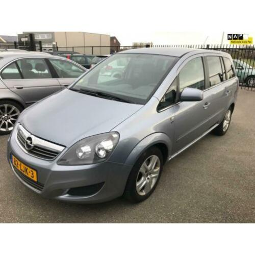 Opel Zafira 1.6 111 years Edition EURO4(7PERSOONS) Info:0655