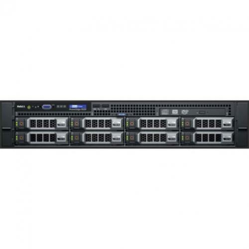 1 st Dell PowerEdge R530 8x 3.5 direct leverbaar