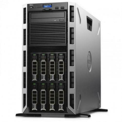 PRIJSVERLAGING Dell PowerEdge T430 8x 3.5 Tower met 3 jaar