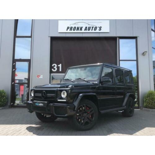 Mercedes-Benz G-klasse 63 AMG /BLACK EDITION/548 PK/DVD/NAVI