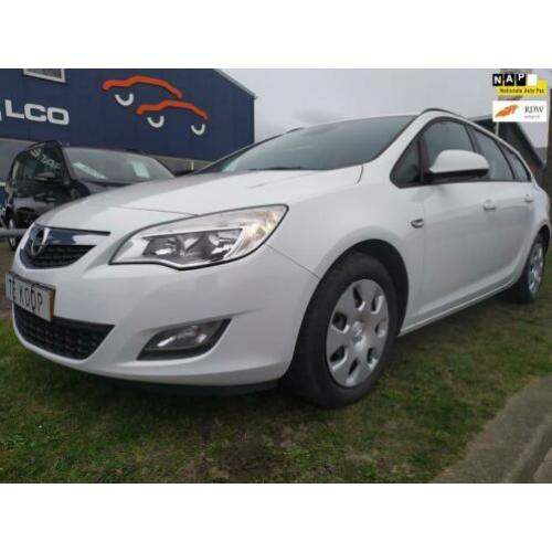 Opel Astra Sports Tourer 1.3 CDTi S/S Edition- NAP- orig NL-