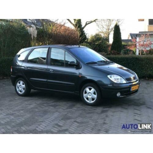 Renault Scénic 2.0 16V Trekhaak|APK 2021 ?|Panorama| |