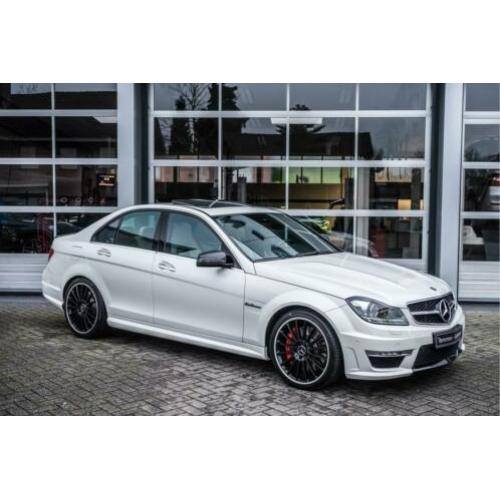 Mercedes-Benz C-Klasse 63 AMG Performance Package Designo Di